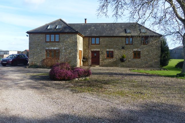 Thumbnail Detached house to rent in The Marsh, Henstridge, Templecombe