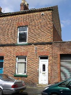 Thumbnail Terraced house to rent in 2 Belle Vue Street, Scarborough
