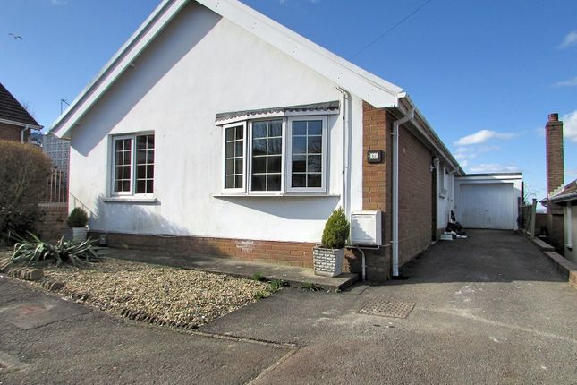Thumbnail Detached bungalow for sale in Kenway Avenue, Neath, West Glamorgan.