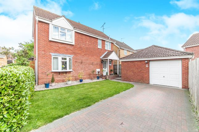 Thumbnail Detached house for sale in Longship Way, Maldon