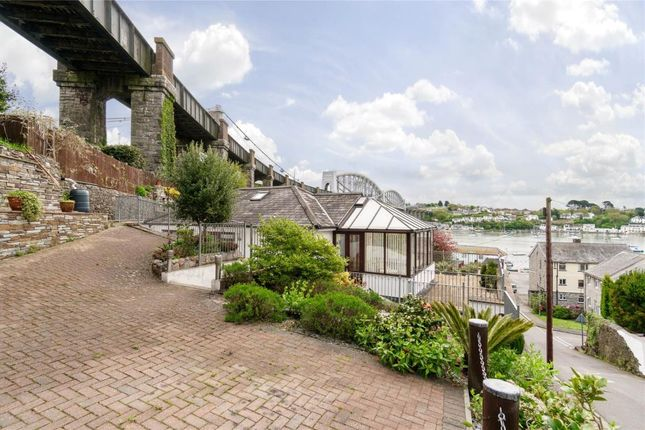 Thumbnail Detached house for sale in Albert Road, Saltash, Cornwall