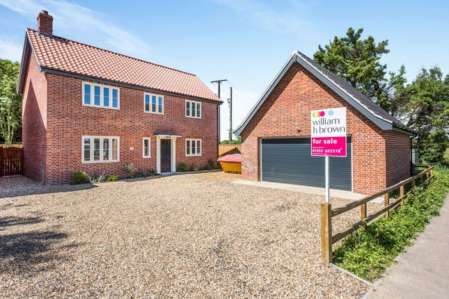 Thumbnail Property for sale in Bunwell Street, Bunwell, Norwich