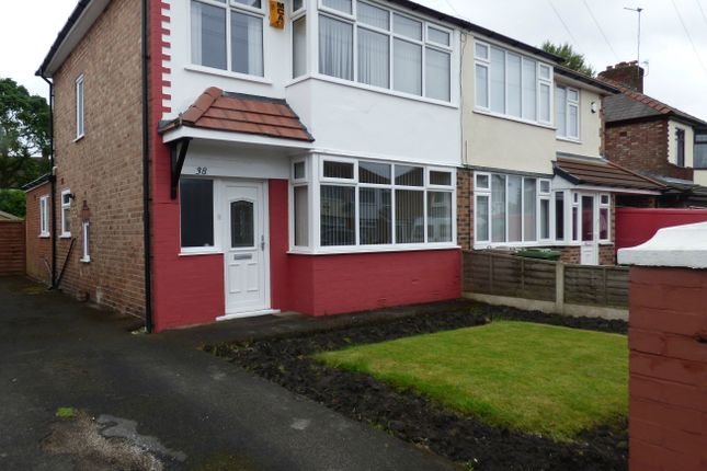 3 bed terraced house for sale in St Georges Avenue, St Helens