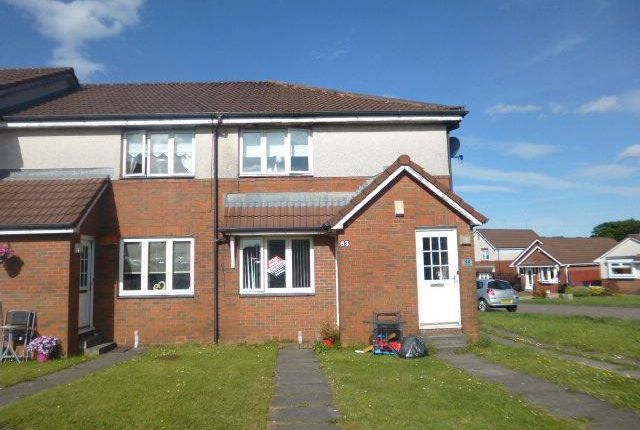Thumbnail Flat to rent in Moorcroft Drive, Airdrie, Lanarkshire