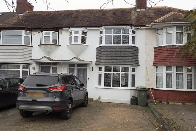 3 bed terraced house for sale in Walton Avenue, North Cheam SM3