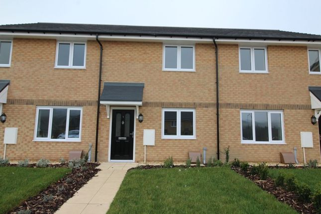 2 bed terraced house for sale in Stobarts Field, New Ridley Road, Stocksfield