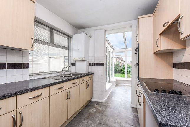 Thumbnail Detached bungalow for sale in Gladeside, Croydon