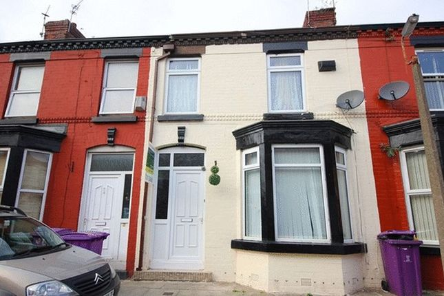 Thumbnail Terraced house for sale in Talton Road, Wavertree, Liverpool