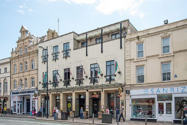 Thumbnail Office to let in 9-11 Castle Street, Office Suite 2, Cardiff