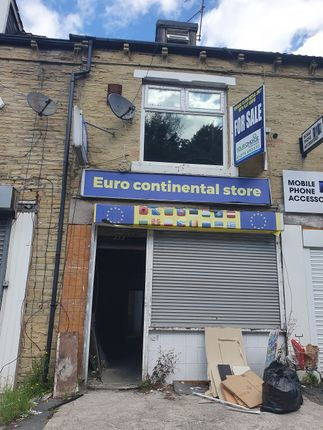 Thumbnail Retail premises for sale in Otley Road, Bradford, West Yorkshire