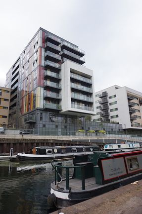 Thumbnail Office for sale in Unit Marchmakers Wharf Homerton Road, London