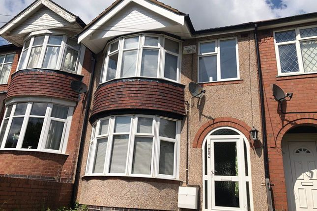 Thumbnail Terraced house to rent in Abbey Road, Whitley, Coventry