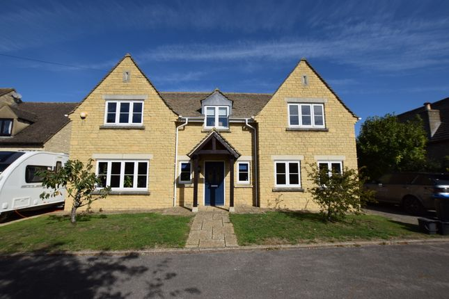 Thumbnail Detached house to rent in Wootton End, Stonesfield, Witney