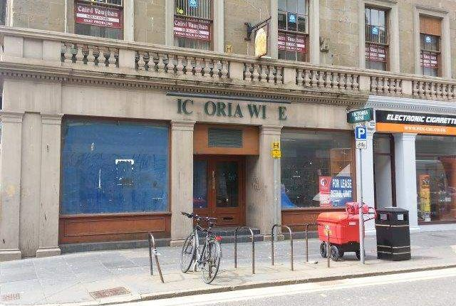 Thumbnail Retail premises for sale in Reform Street, Dundee