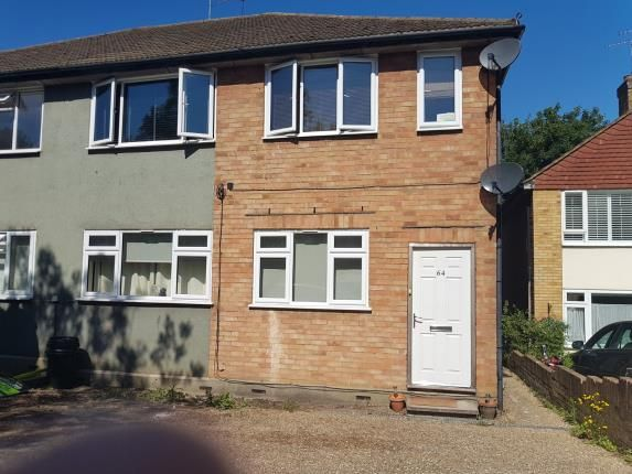 Thumbnail Maisonette for sale in Warley, Brentwood, Essex