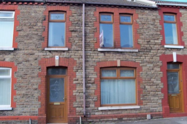 Thumbnail Terraced house to rent in Mayfield Street, Port Talbot