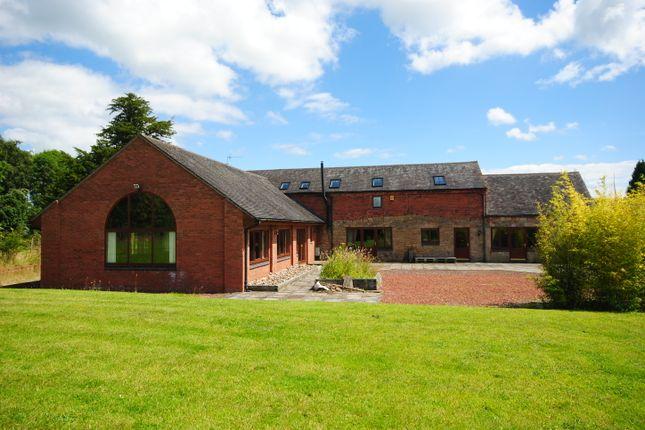 Thumbnail Barn conversion to rent in The Steadings, Moss Lane, Betton, Market Drayton