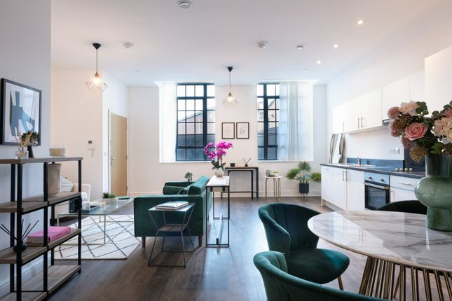2 bed flat for sale in The Old Works, Birch House, High Wycombe, Buckinghamshire HP11