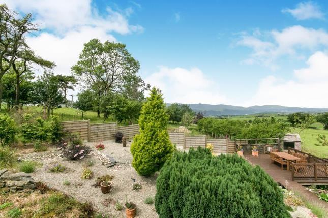 Gardens of Carmel, Llanrwst, Conwy, North Wales LL26