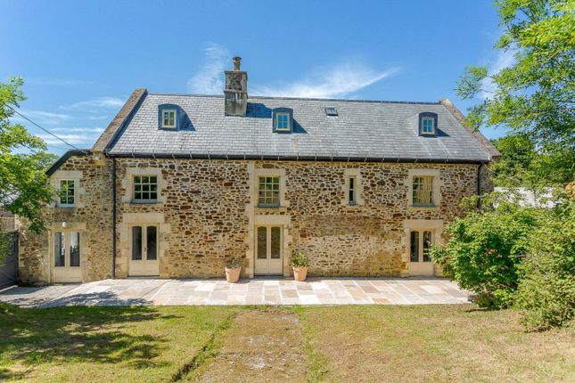 Thumbnail Detached house for sale in Knowstone, South Molton, Devon