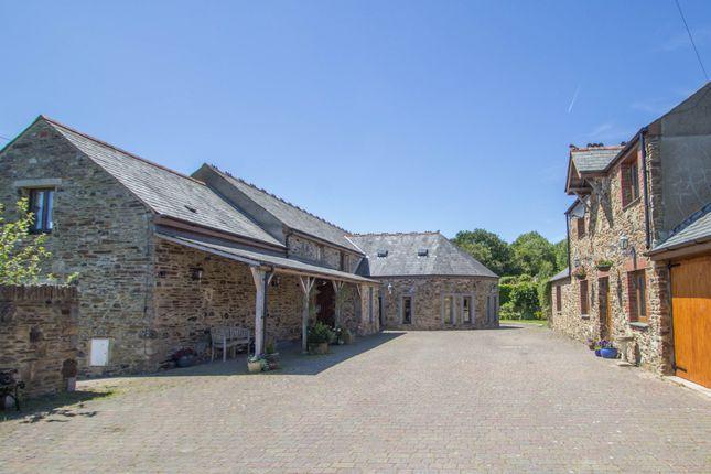 Thumbnail Farmhouse for sale in Lake Lane, Dousland, Yelverton
