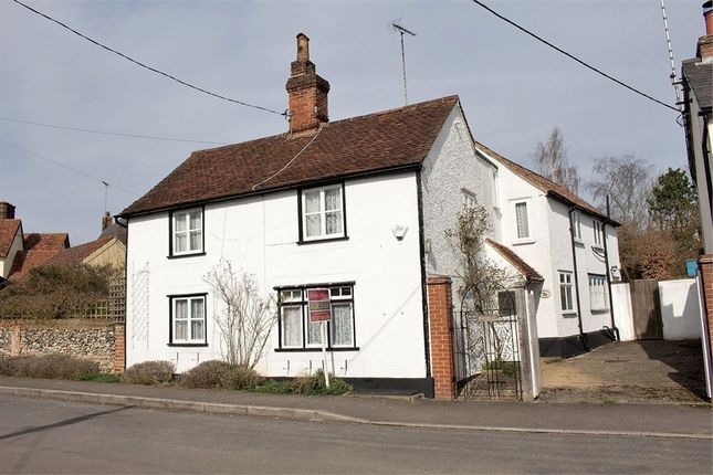 Thumbnail Detached house for sale in Vicarage Road, Finchingfield, Braintree