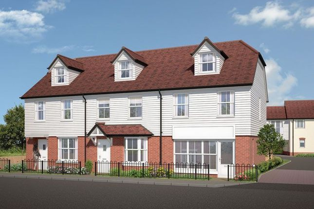 Thumbnail Flat for sale in High Street, Thorpe-Le-Soken, Clacton-On-Sea