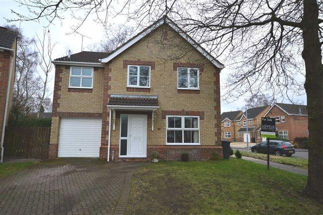 Thumbnail Property for sale in Sycamore Crescent, Doddington Park, Lincoln