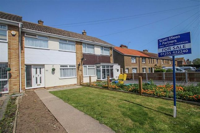 Thumbnail Terraced house for sale in Frinton Road, Holland-On-Sea, Clacton-On-Sea