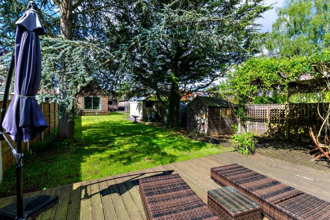 Thumbnail Bungalow for sale in Send Barns Lane, Send