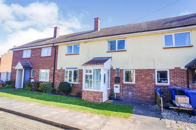 3 bed terraced house for sale in Devonshire Road, Scampton LN1