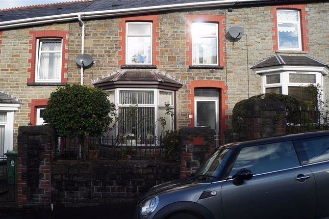 Thumbnail Terraced house for sale in Lyndhurst Street, Mountain Ash