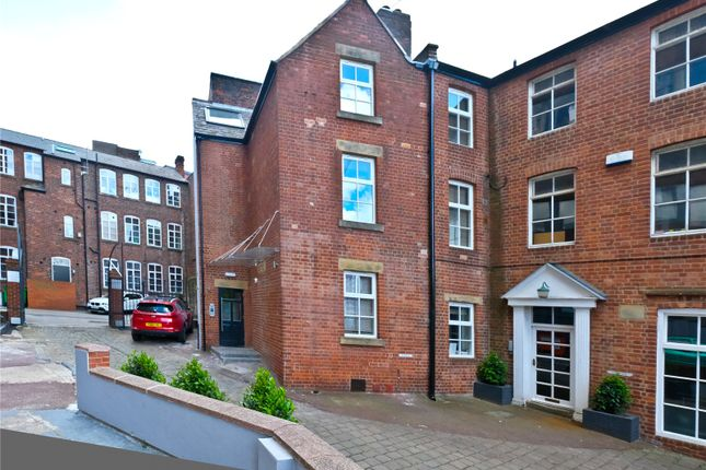Thumbnail Flat for sale in Bells Apartments, 8 Bells Square, Sheffield, South Yorkshire