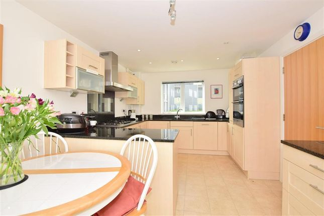 Thumbnail Detached house for sale in Poynder Drive, Holborough Lakes, Kent