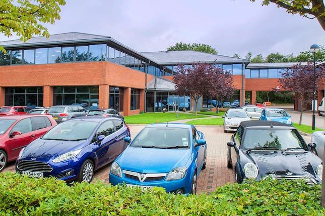 Thumbnail Office to let in Sentinel House, Ancells Business Park, Fleet
