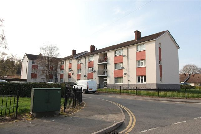 Front of Bushberry Avenue, Coventry, West Midlands CV4