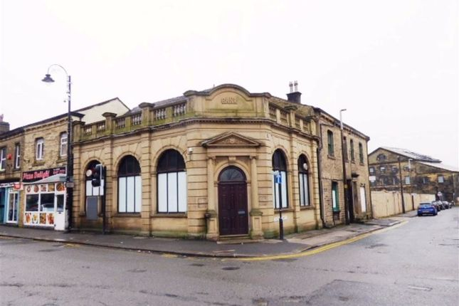 Thumbnail Commercial property for sale in Market St & 88 George Street, Milnsbridge, Huddersfield