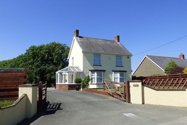 Thumbnail Detached house for sale in Lynfield, Clarbeston Road, Haverfordwest