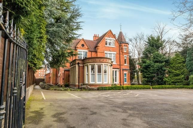 Thumbnail Flat for sale in The Lodge, Lucknow Road, Mapperley Park, Nottingham