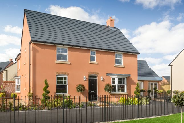 "Thumbnail Detached house for sale in ""Cornell"" at Wonastow Road, Monmouth"
