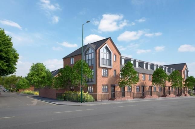 Thumbnail Semi-detached house for sale in Haydn Road, Sherwood, Nottingham