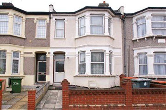 Thumbnail Terraced house to rent in Plashet Grove, East Ham, London