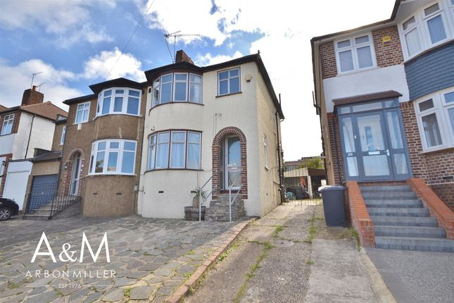 Front Elevation of Dovedale Avenue, Clayhall, Ilford IG5