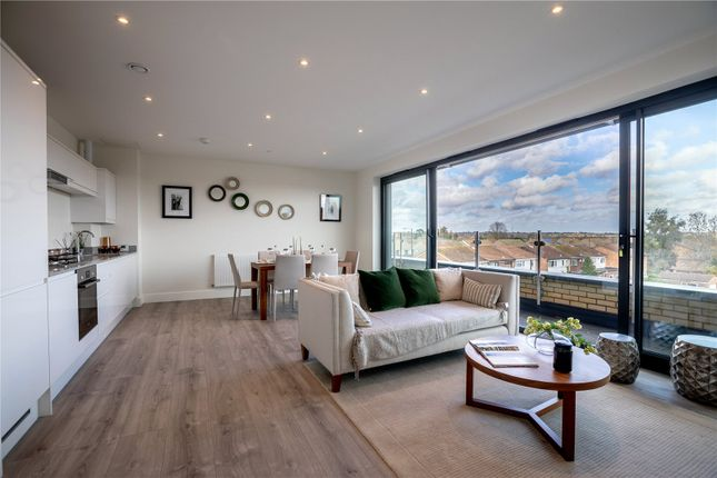 2 bed flat for sale in Hurricane Court, Heron Drive, Slough SL3
