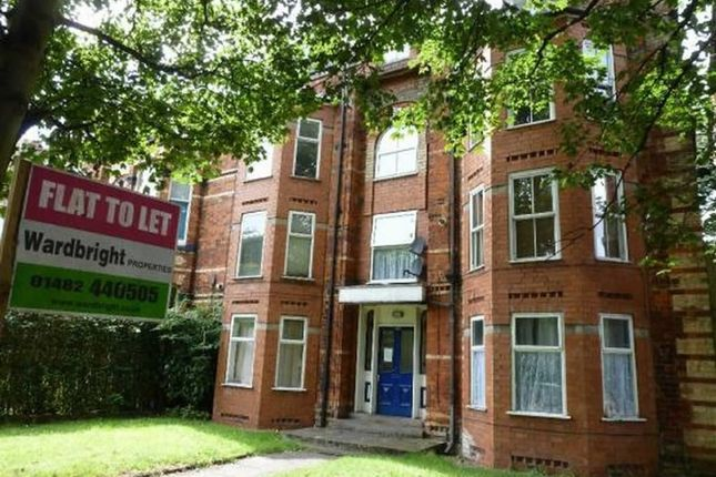 Thumbnail Flat to rent in 147 Princes Avenue, Hull