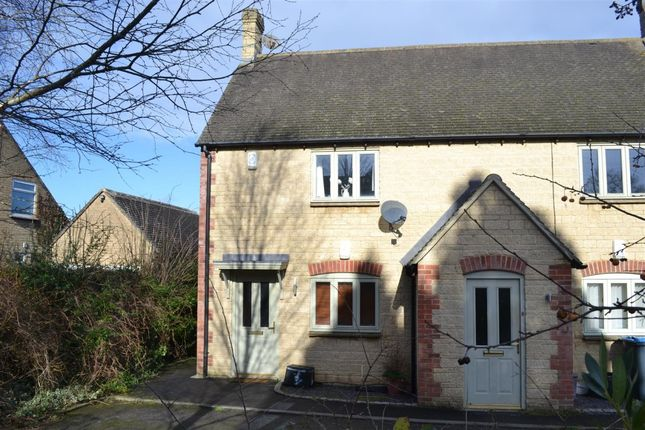 Thumbnail Maisonette to rent in Cleveley Road, Enstone, Chipping Norton