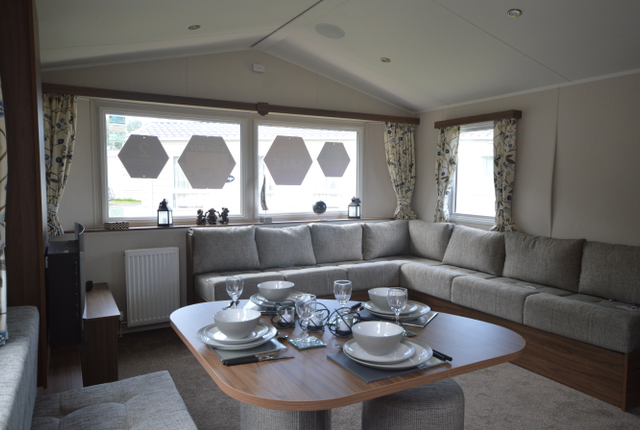 The Caledonia By Willerby Is One Of The All-Time Favorite Holiday Homes
