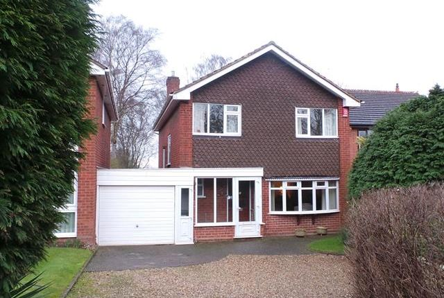 Thumbnail Detached house for sale in Blake Street, Little Aston, Sutton Coldfield