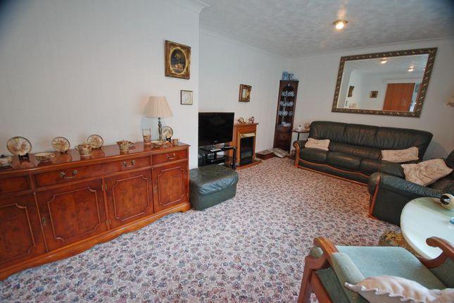 Living Room of Cwmrheidol, Aberystwyth SY23