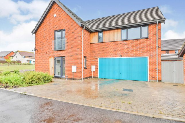 Thumbnail Detached house for sale in Otter Road, Swaffham